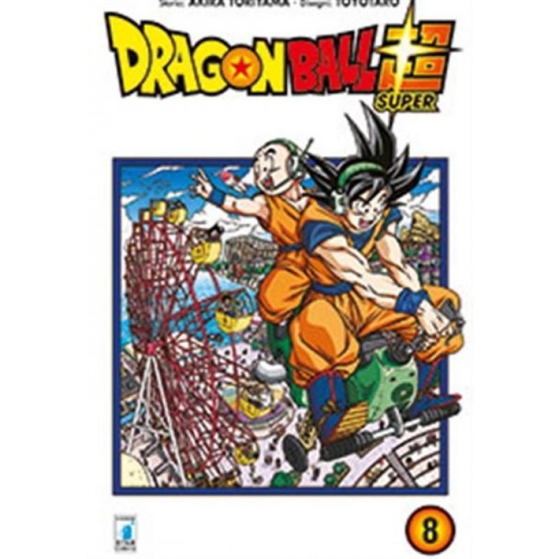 DRAGON BALL SUPER #8