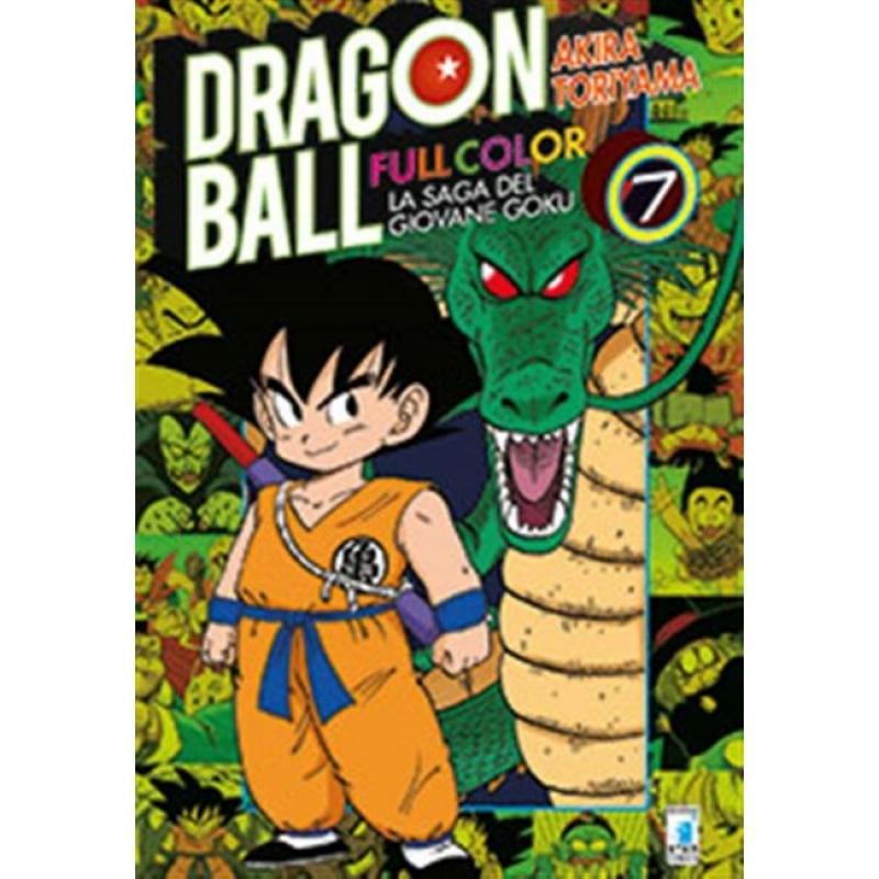 DRAGON BALL FULL COLOR #7 - LA SAGA DEL GIOVANE GOKU