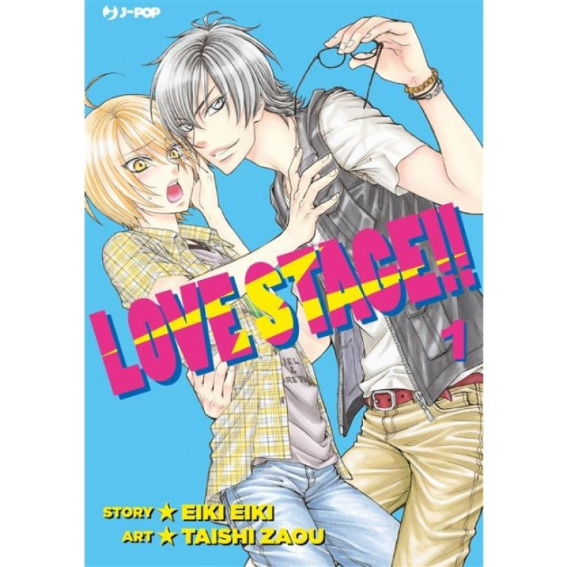 LOVE STAGE!! #1