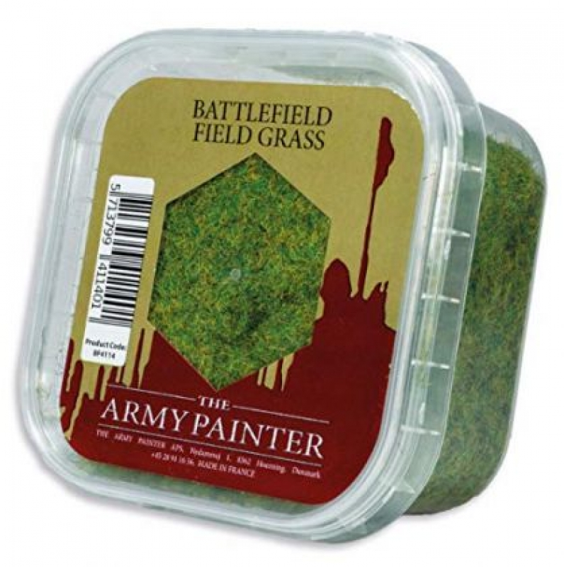 BATTLEFIELDS FIELD GRASS - ERBA VERDE PRATO