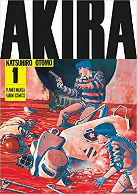 AKIRA #1 (di 6)