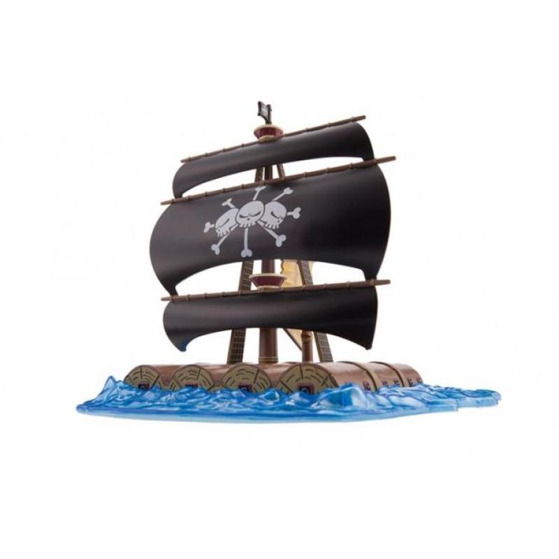 ONE PIECE - GRAND SHIP COLLECTION 11 - MARSHALL D. TEACH SHIP [9085]