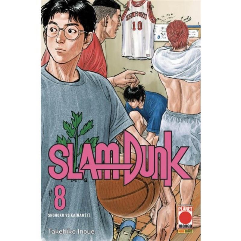 SLAM DUNK #8 (DI 20)