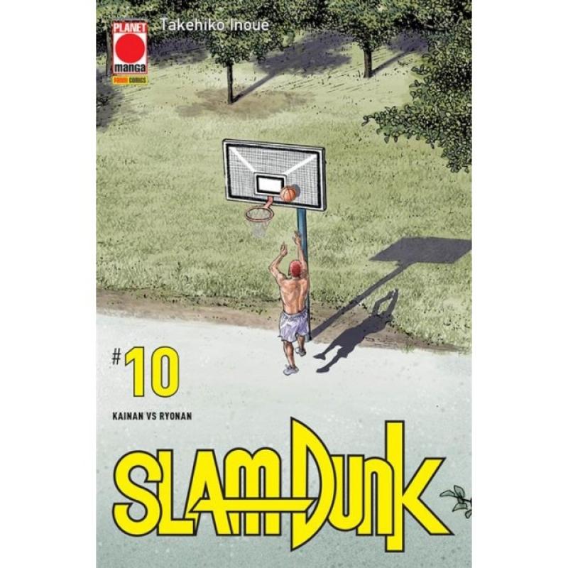 SLAM DUNK #10 (DI 20)