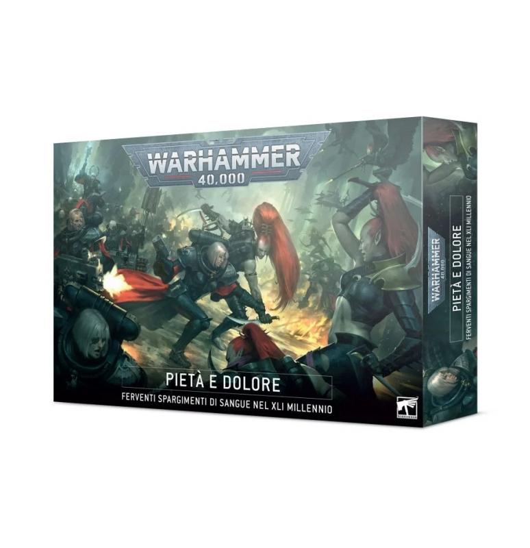 Warhammer 40.000: Pietà e dolore - Scatola base Introduttiva
