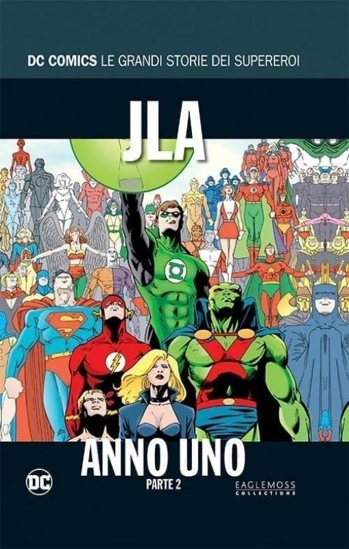 JLA: ANNO UNO (Parte 2 di 2) -DC COMICS - LE GRANDI STORIE DEI SUPEREROI #13