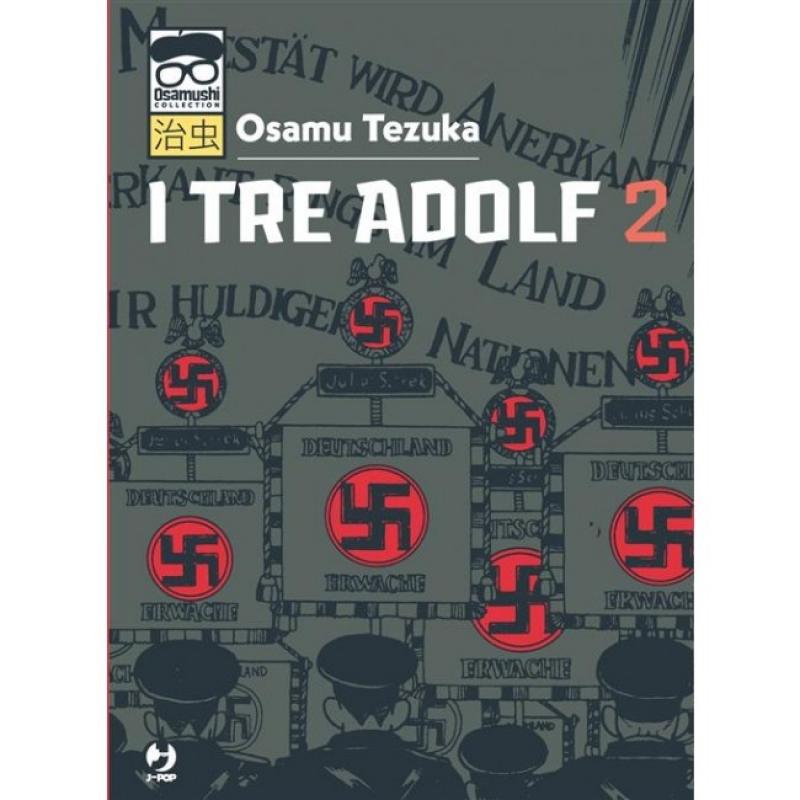 I TRE ADOLF #2 (Volume 2 di 2)