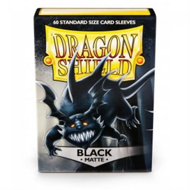 60 BUSTINE STANDARD - MATTE BLACK