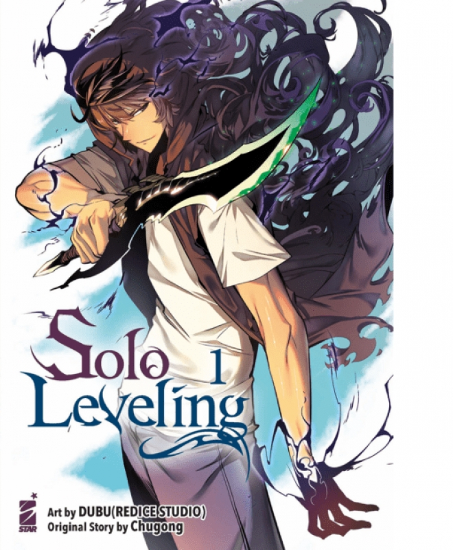 SOLO LEVELING #1 - REGULAR COVER