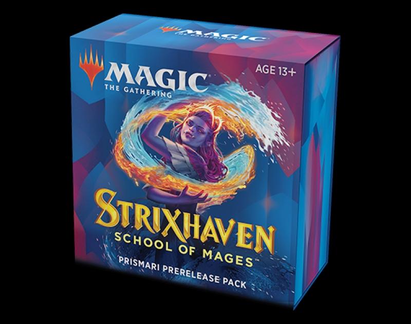 Magic the Gathering- STRIXHAVEN: SCHOOL OF MAGES - PRERELEASE PACK PRISMARI
