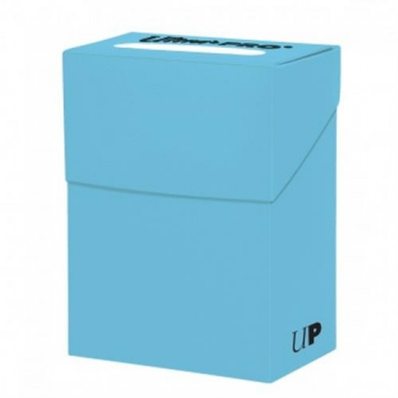 85301 - PORTA MAZZO - DECK BOX - LIGHT BLUE