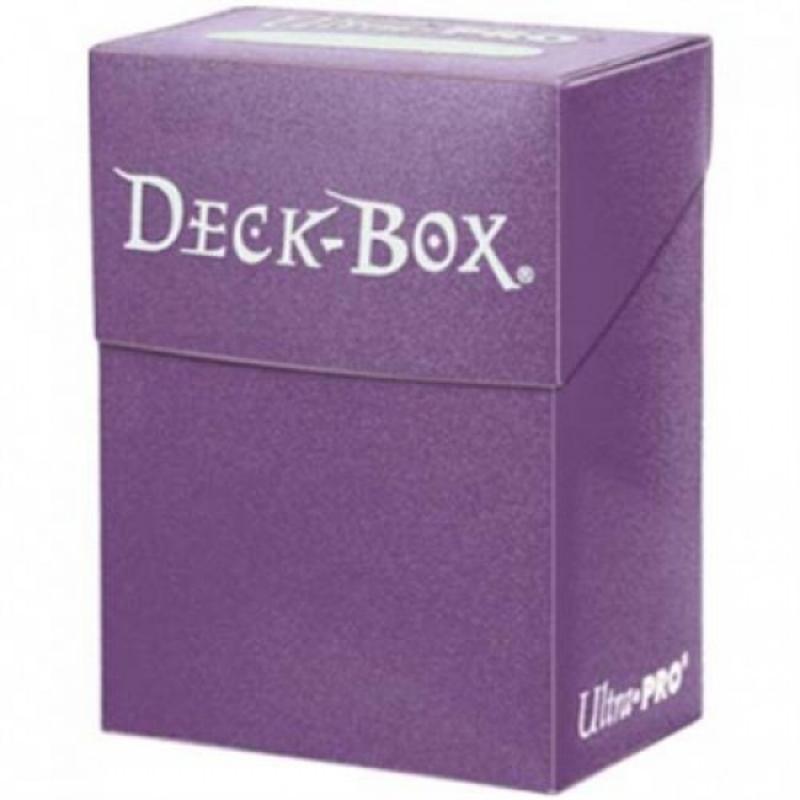 82482 - PORTA MAZZO - DECK BOX - VIOLA