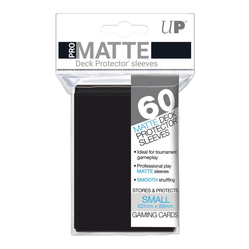84022 - 60 BUSTINE MINI PRO-MATTE (Japanese size) - NERO