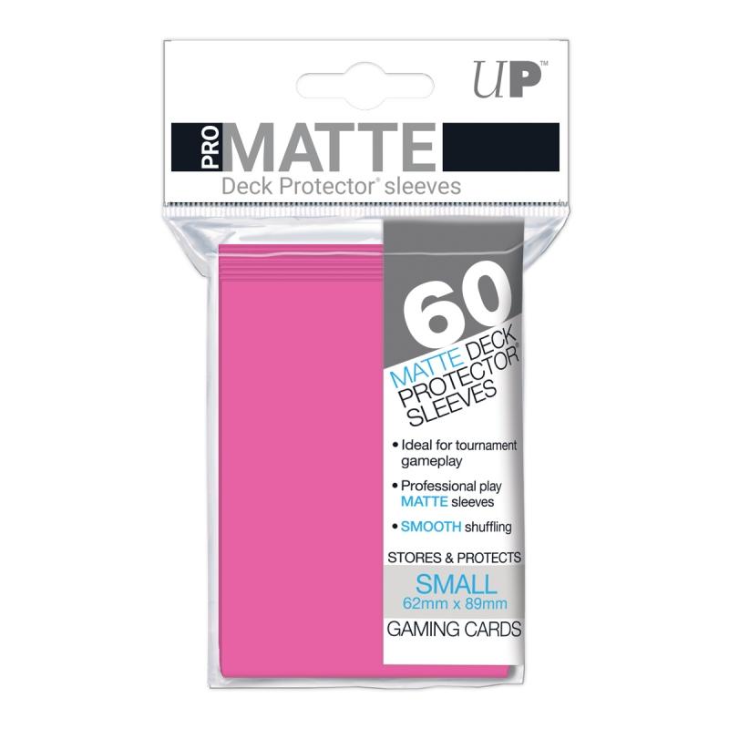 84148 - 60 BUSTINE MINI PRO-MATTE (Japanese size) - ROSA