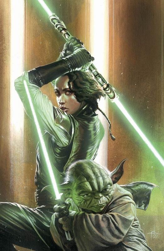 Star Wars: L'Alta Repubblica #1 - Variant di Gabriele Dell'Otto