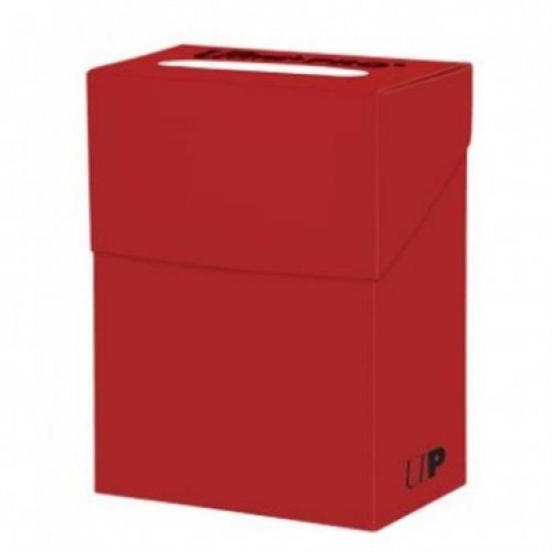 81453 - PORTA MAZZO - DECK BOX - ROSSO