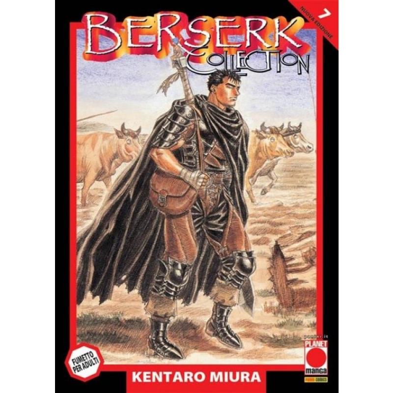BERSERK COLLECTION SERIE NERA #7 - RISTAMPA