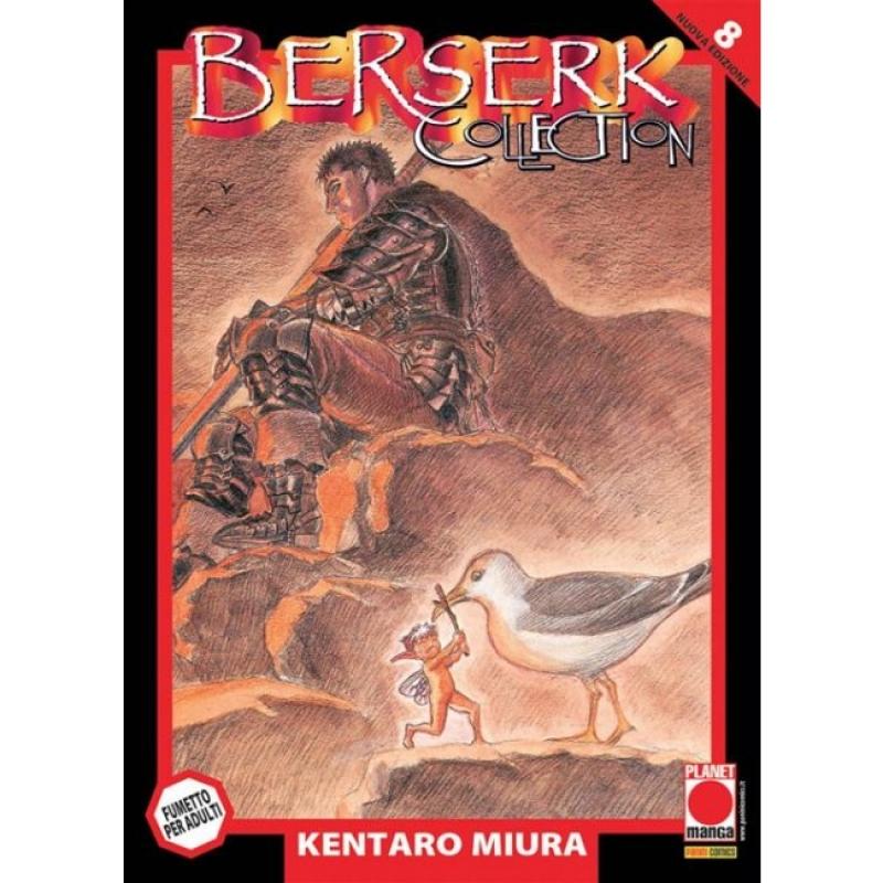 BERSERK COLLECTION SERIE NERA #8 - RISTAMPA