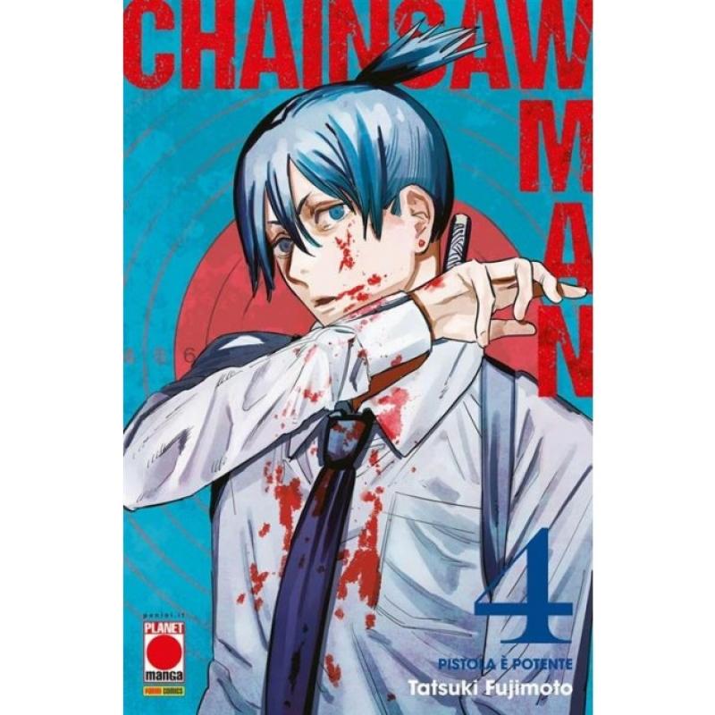 CHAINSAW MAN #4