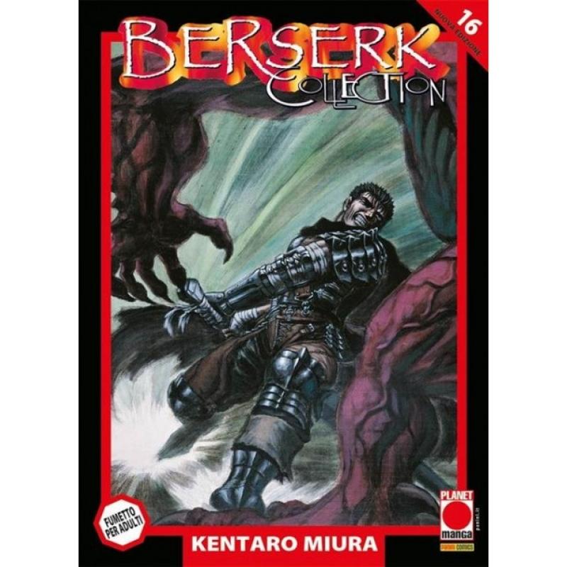 BERSERK COLLECTION SERIE NERA #16 - RISTAMPA