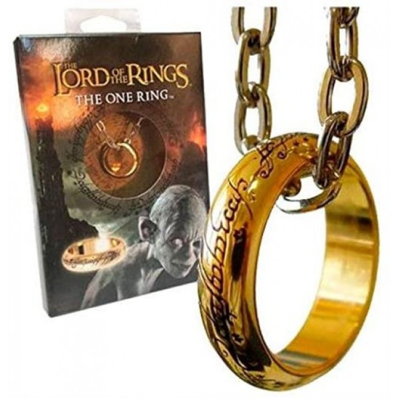 THE LORD OF THE RINGS - THE ONE RING REPLICA