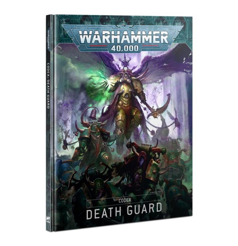 Codex: Death Guard (Italiano)