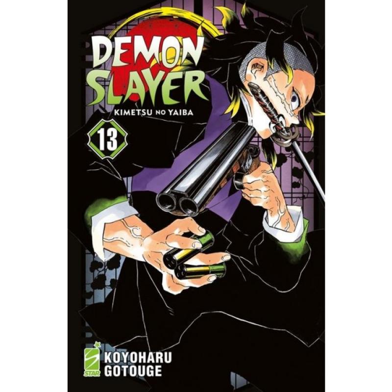 DEMON SLAYER #13 - KIMETSU NO YAIBA
