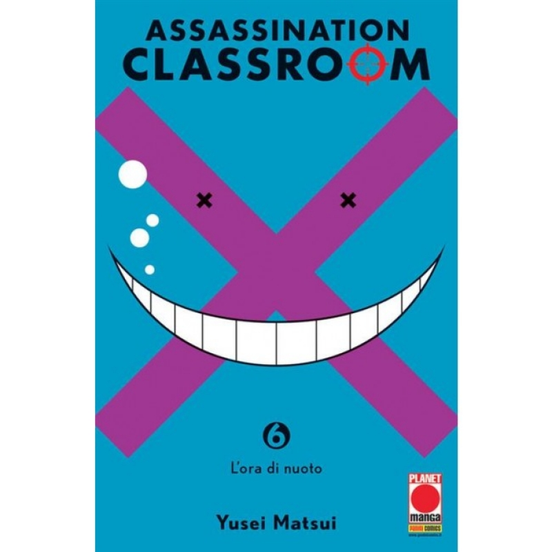 ASSASSINATION CLASSROOM #6 - RISTAMPA