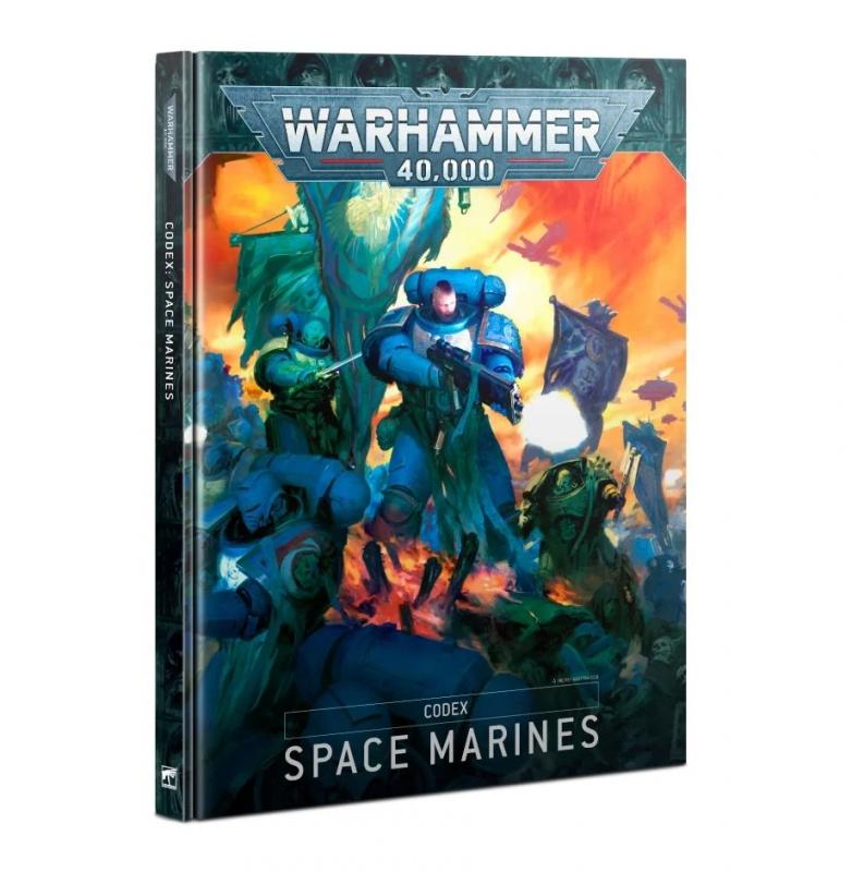 Codex: Space Marines (Inglese)