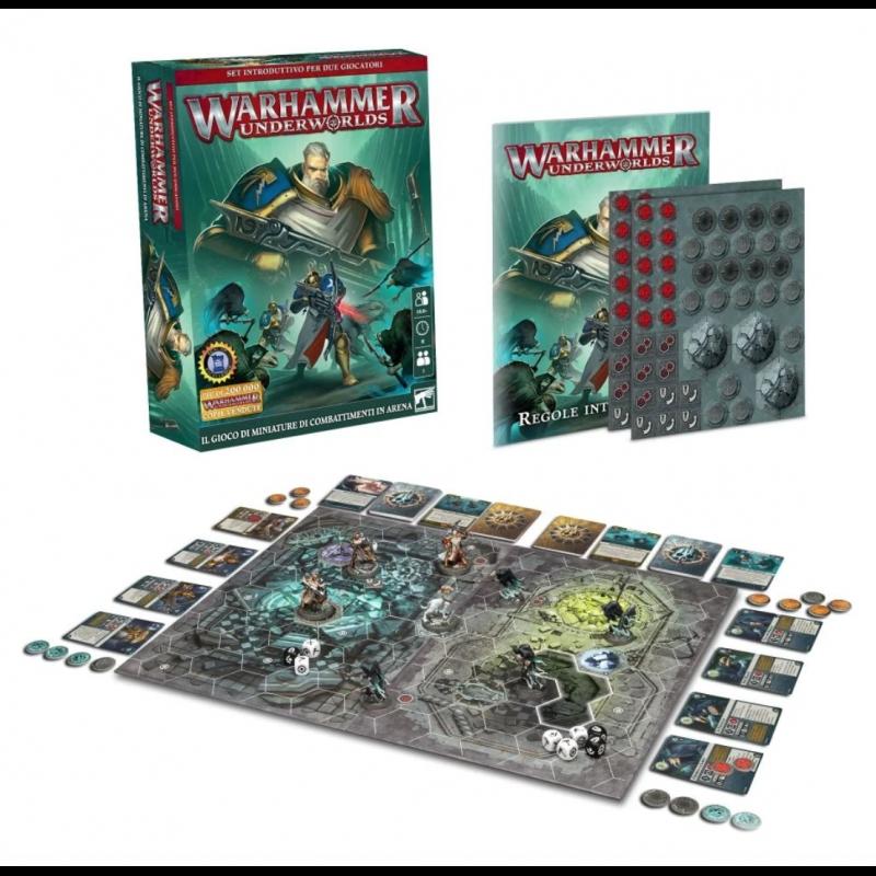 WARHAMMER UNDERWORLDS - Set Introduttivo