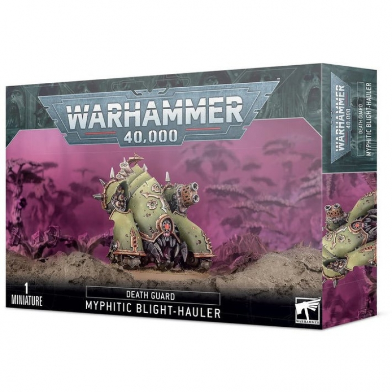 Death Guard - Myphitic Blight-hauler - Easy to build