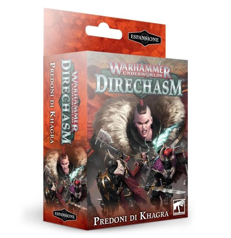 Warhammer Underworlds: Direchasm: Predoni di Khagra