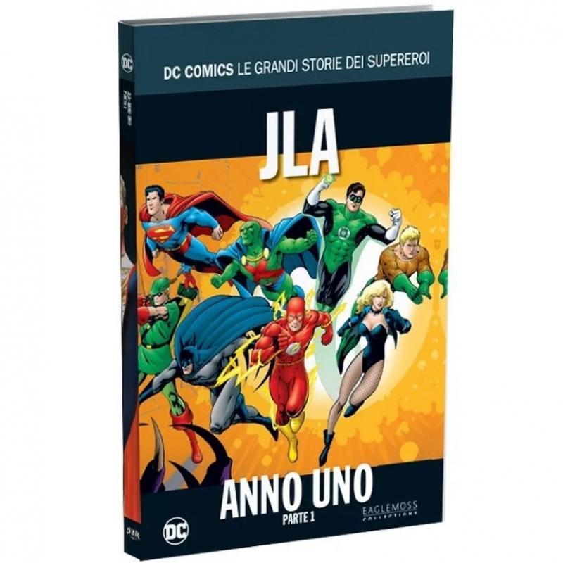 JLA: ANNO UNO (Parte 1 di 2) - DC COMICS - LE GRANDI STORIE DEI SUPEREROI #12