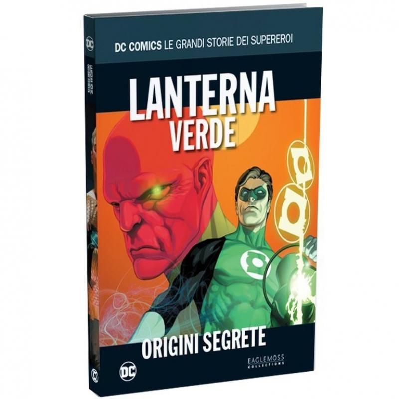 LANTERNA VERDE: ORIGINI SEGRETE - DC COMICS - LE GRANDI STORIE DEI SUPEREROI #10