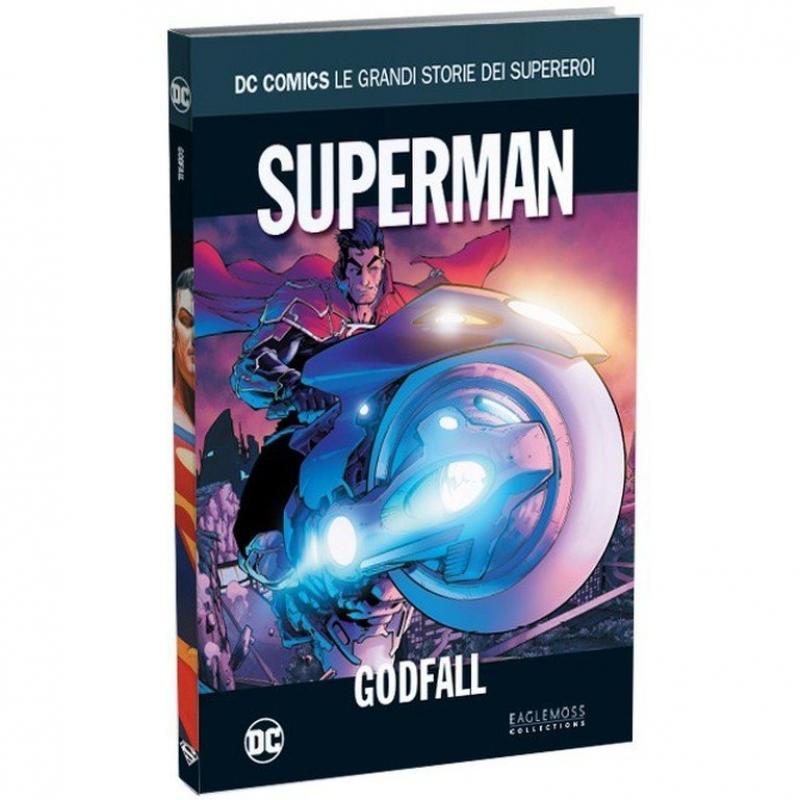 SUPERMAN: GODFALL - DC COMICS - LE GRANDI STORIE DEI SUPEREROI #15