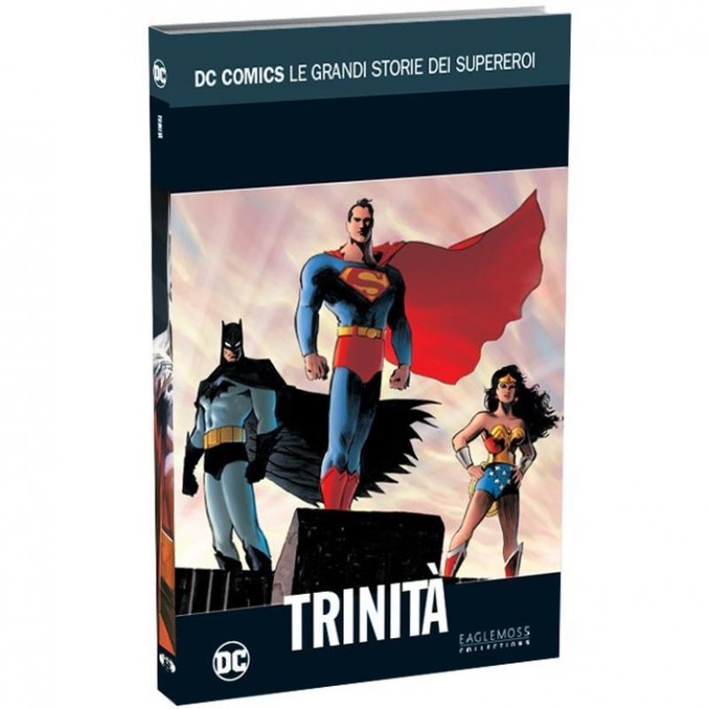 TRINITÀ - DC COMICS - LE GRANDI STORIE DEI SUPEREROI #19