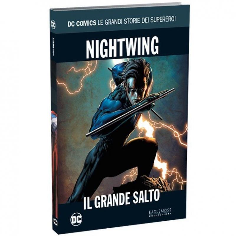 NIGHTWING: IL GRANDE SALTO - DC COMICS - LE GRANDI STORIE DEI SUPEREROI #18