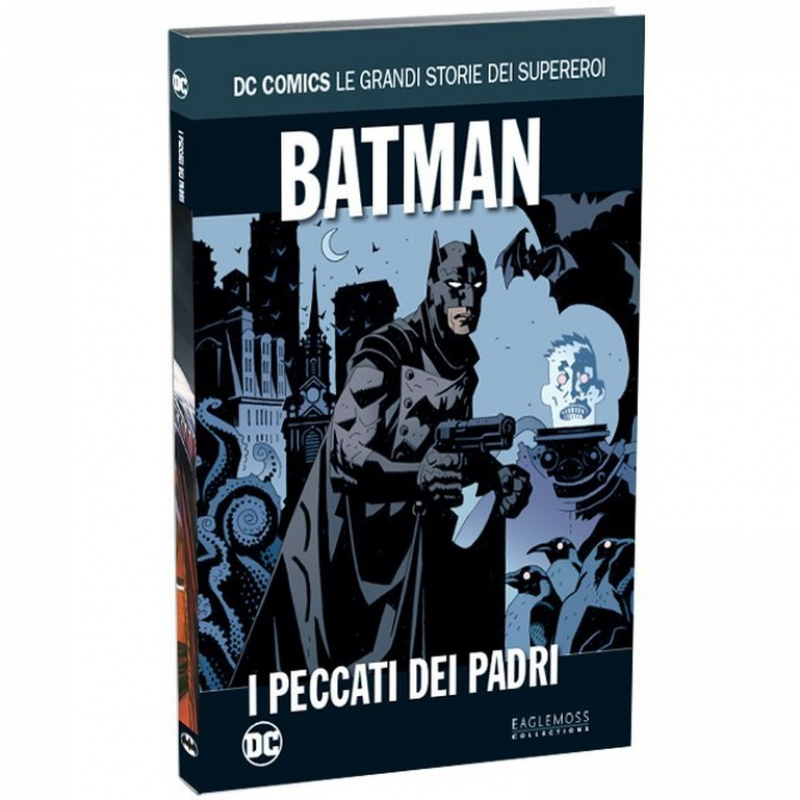 BATMAN: I PECCATI DEI PADRI - DC COMICS - LE GRANDI STORIE DEI SUPEREROI #22
