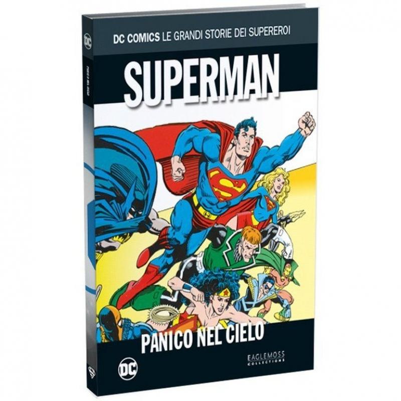 SUPERMAN: PANICO NEL CIELO - DC COMICS - LE GRANDI STORIE DEI SUPEREROI #33