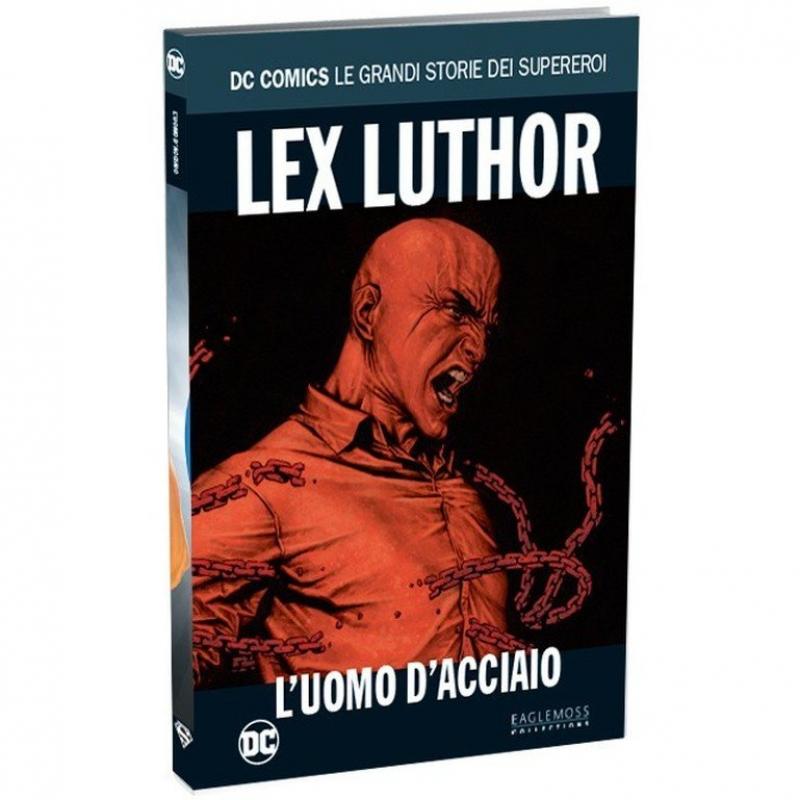 LEX LUTHOR: L'UOMO D'ACCIAIO - DC COMICS LE GRANDI STORIE DEI SUPEREROI #29