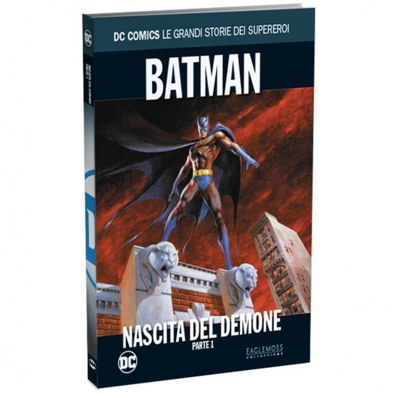 BATMAN: NASCITA DEL DEMONE PARTE 1 di 2 - DC COMICS LE GRANDI STORIE DEI SUPEREROI #31