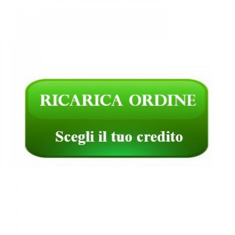 Ricarica Ordini/Prenotazioni