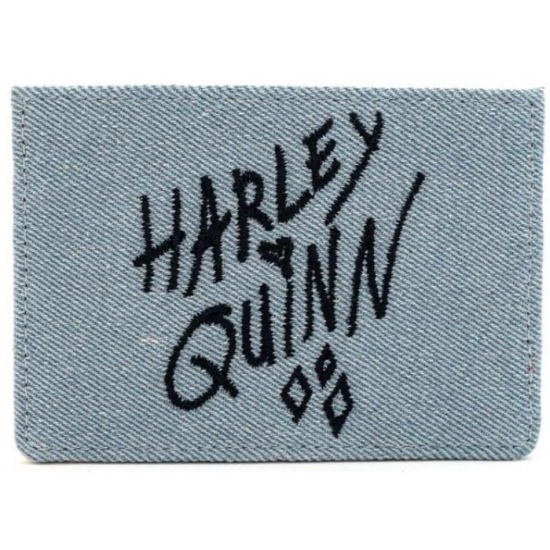DC COMICS - Harley Quinn - CARDHOLDER FRINGE