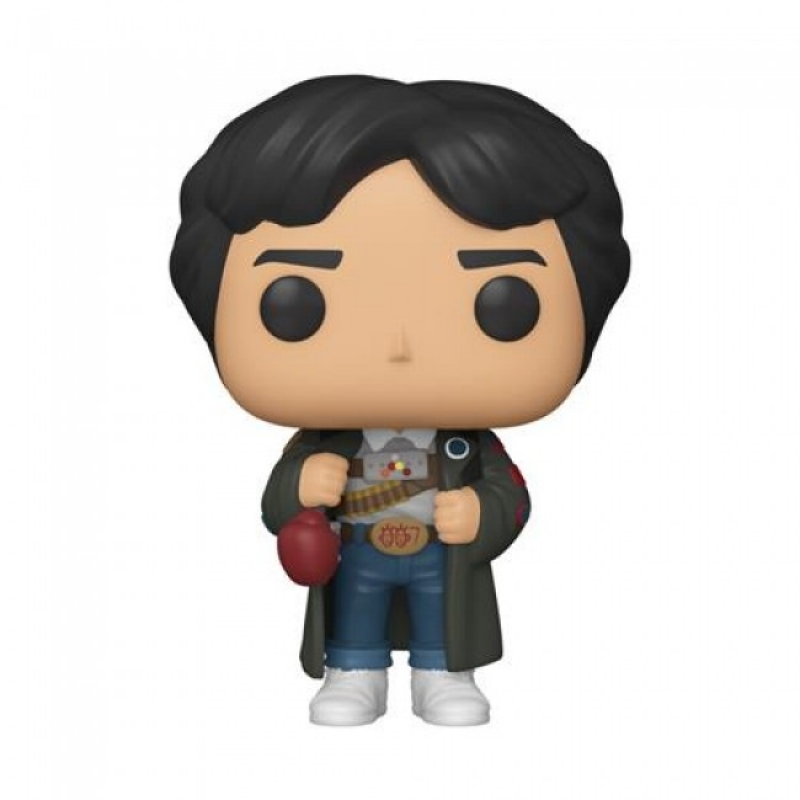 THE GOONIES - POP FUNKO FIGURE 1068 - DATA With GLOVE PUNCH