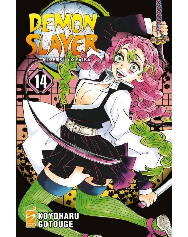 DEMON SLAYER #14 - KIMETSU NO YAIBA