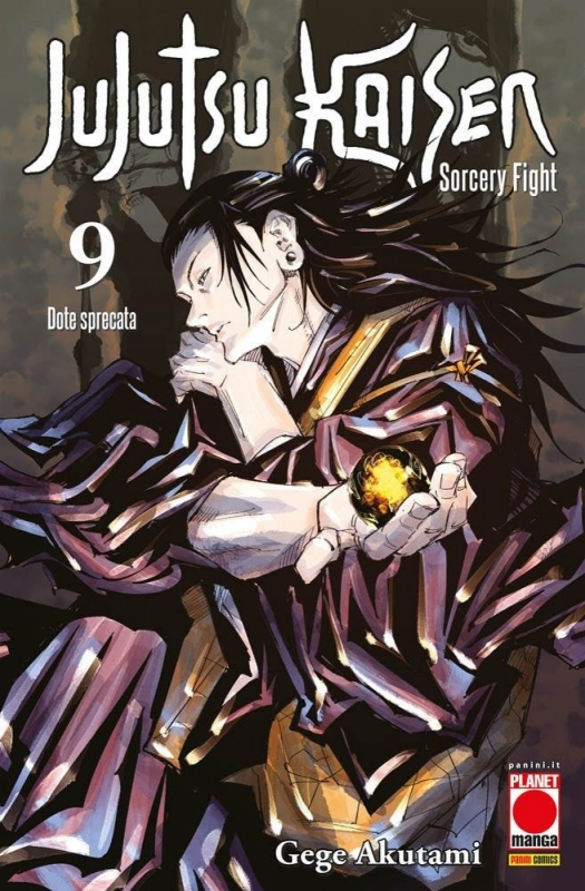 JUJUTSU KAISEN - SORCERY FIGHT #9