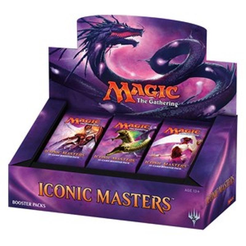 MAGIC - ICONIC MASTERS - BOX 24 BUSTINE