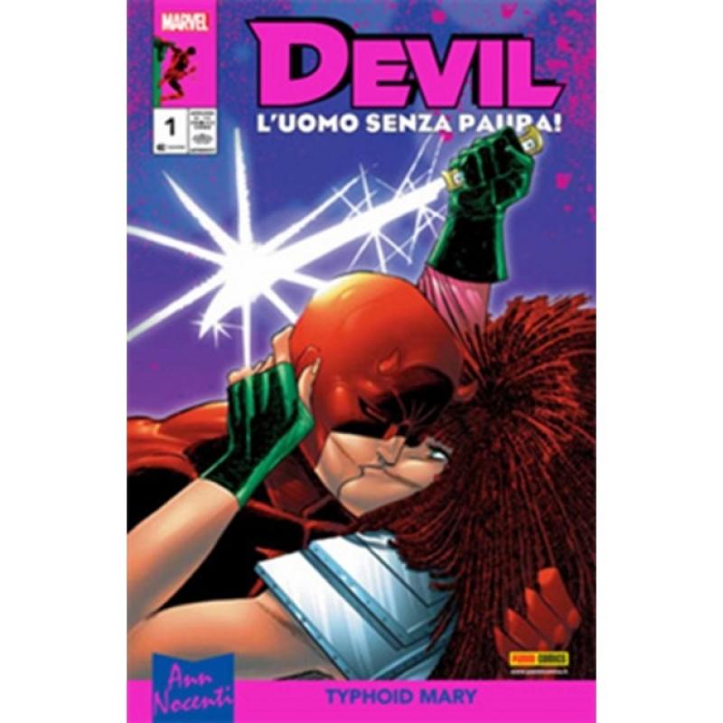 DEVIL DI ANN NOCENTI 1 - TYPHOID MARY