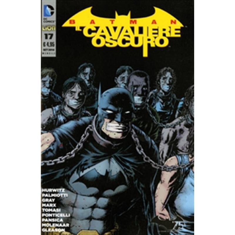 BATMAN IL CAVALIERE OSCURO 17