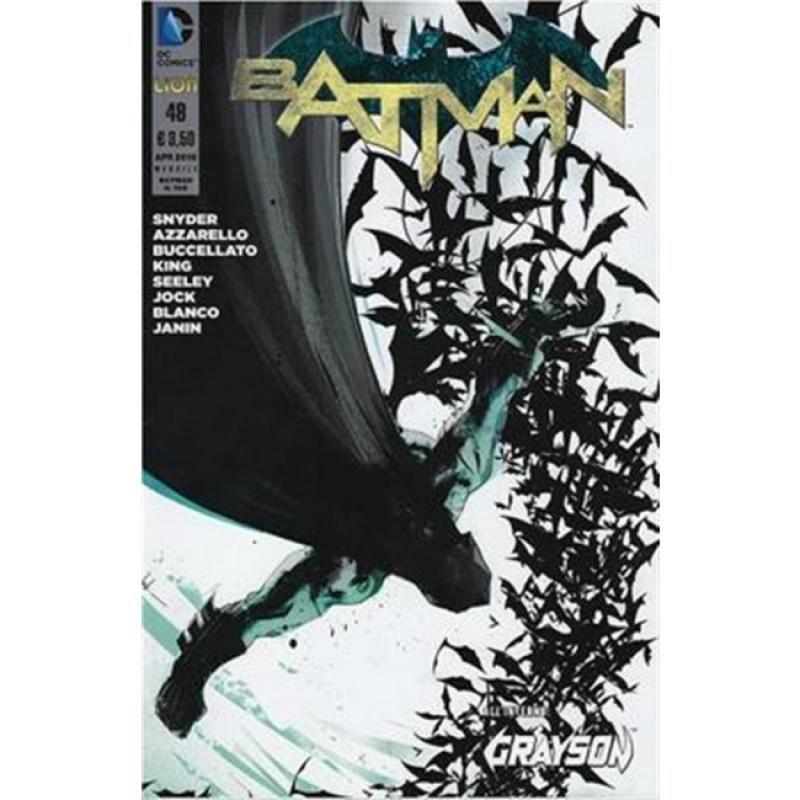 BATMAN THE NEW 52 (LION) 48